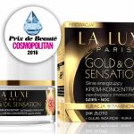 Nagroda dla La Luxe Paris w plebiscycie Cosmopolitan PRIX DE BEAUTÉ 2016