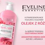 Eveline Cosmetics Ultraregenerujące Mleczko z Olejkiem z RÓŻY