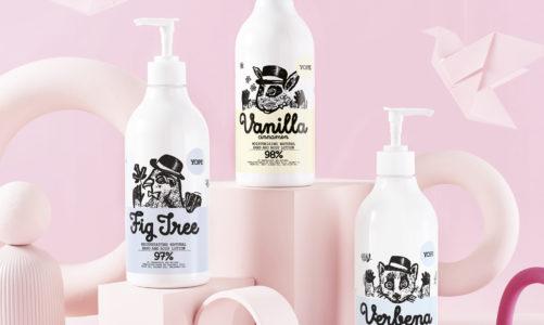 Produkty YOPE są już dostępne w sprzedaży na Amazon UK